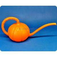 Лейка «Тыковка» 1,5л оранжевая м5625