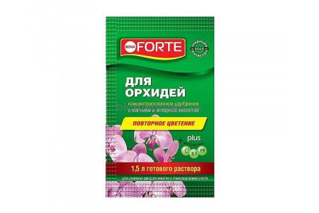 Удобрение жидкое Бона Форте Bona Forte BF-10 Красота для орхидей 10мл