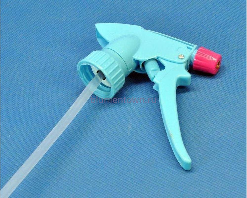 Опрыскиватель-насадка (голубой) LT1031