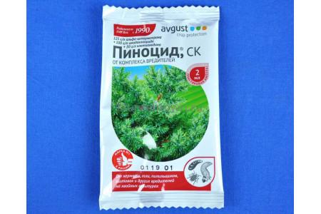 Средство защиты растений Пиноцид 2мл.(от вредит.на хвойных)