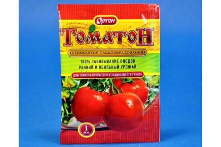 "Стимулятор плодообразования томатов ""Томатон"" 1 мл (Ортон)"